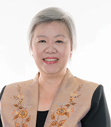 Ms Betty Tan, PBM (Chairperson)